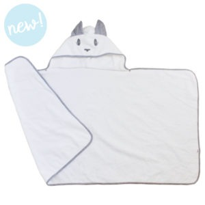 bunny hooded towel toddler