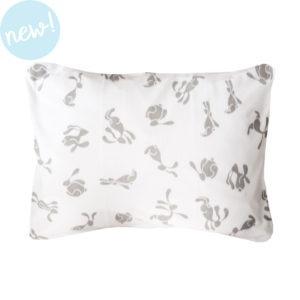 bunny single pillow case