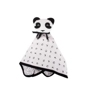 panda doo doo blanket