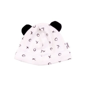 panda novelty beanie