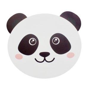 kids panda placemat