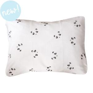 panda single pillow case