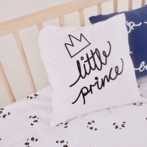 white little prince scatter cushion