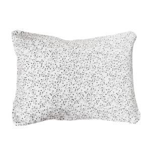speckles single pillow case