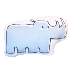 rhino scatter cushion