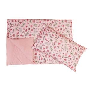 wild flower single bed duvet set