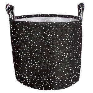 galaxy canvas toy bin